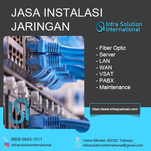 Jasa Jaringan Server Bojonegoro Enterprise