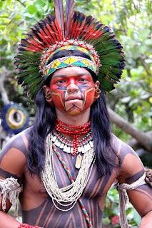 Vídeo indígena música o retorno