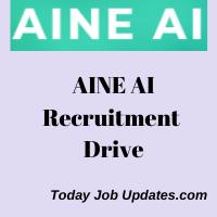 AINE Info-Tech Off-Campus Recruitment Drive
