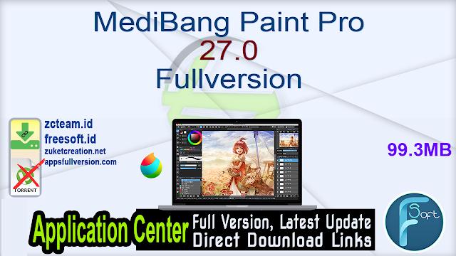 MediBang Paint Pro 27.0 Fullversion