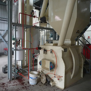Automatic Poultry Feed Mill 3-5 tons