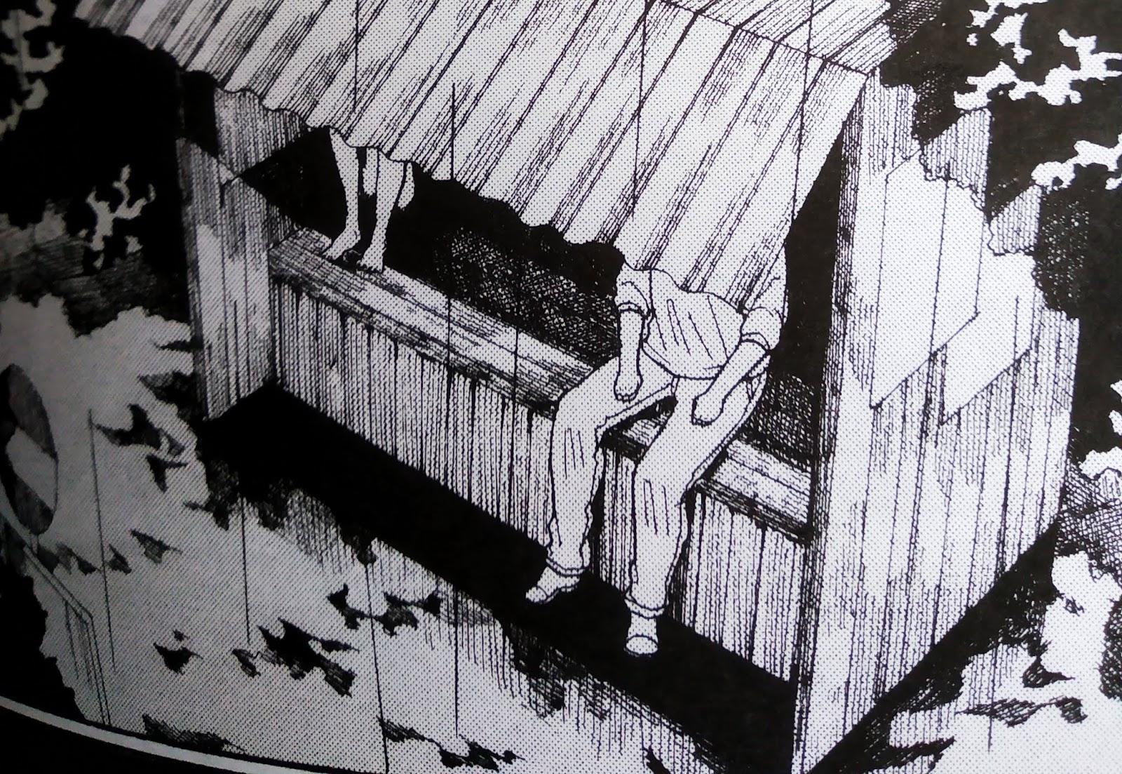 Niesamowite opowieści pana Shiranui manga waneko recenzja