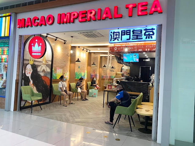 Macao Imperial Tea at SM City East Ortigas