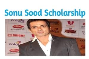 Sonu Sood Scholarship Scheme Free Education Apply Online