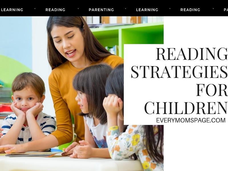 Reading Strategies for Children