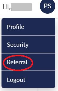 coindcx refer & earn