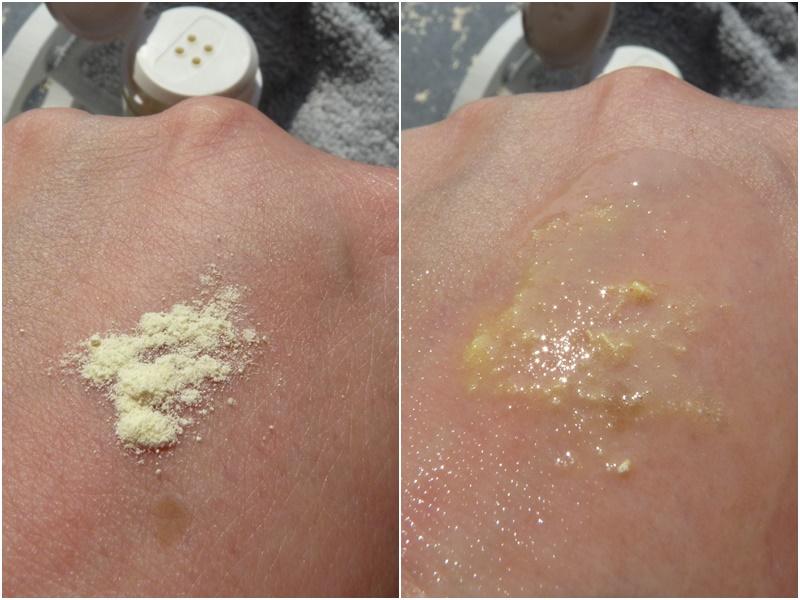 Yasumi Clean & Fresh, Silky Powder, Puder oczyszczający do mycia twarzy, kosmetyki yasumi opinie,