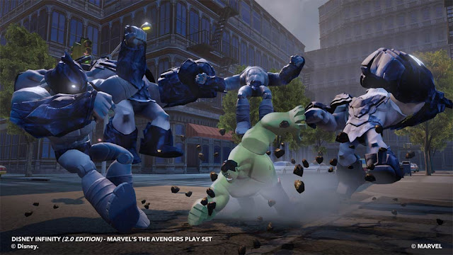 Disney Infinity 2.0: Marvel Super Heroes Screenshot-2