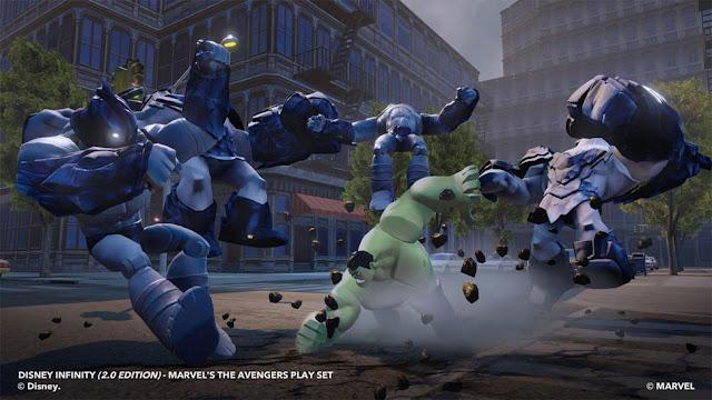 Disney Infinity 2.0: Marvel Super Heroes Screenshot-2