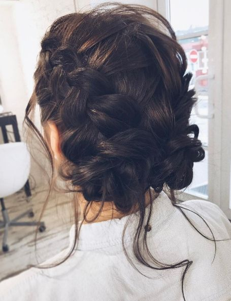 beautiful braid idea