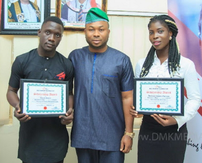 tonto dikeh husband scholarship