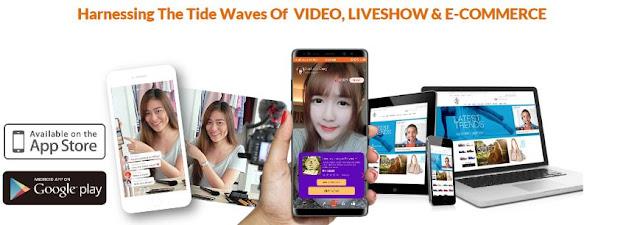 Potensi Mendapatkan Passive Income Bersama NowMe Live Commerce
