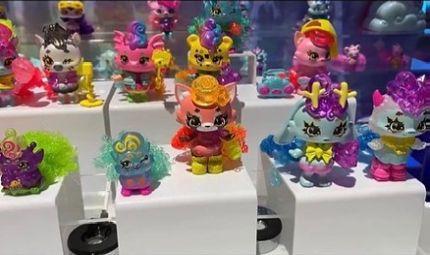 Питомцы Cloudees новинки игрушек 2020 для девочек