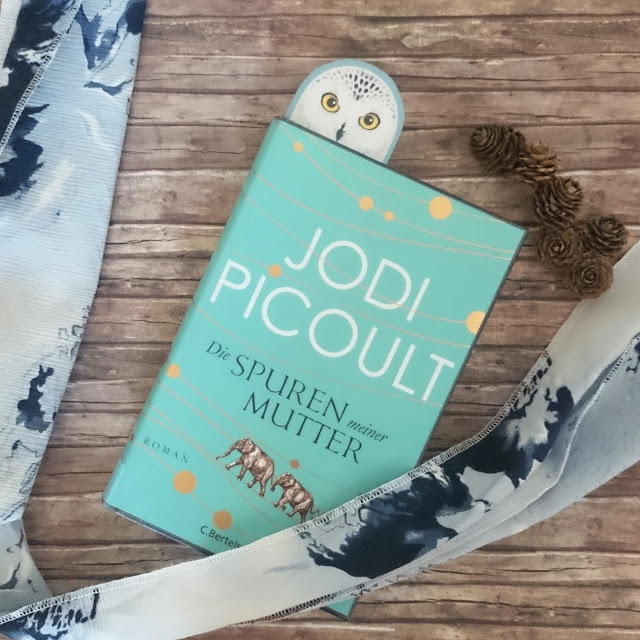 [Books] Jodi Picoult - Die Spuren meiner Mutter