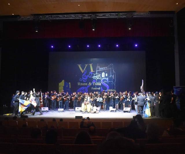 VI RaussTuna- Festival de Tunas Mistas Solidárias em Bragança