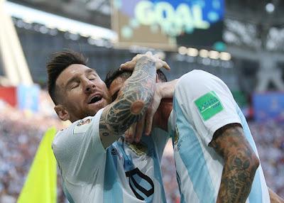 Kylian Mbappe Datang Usai Mengakhiri Mimpi Piala Dunia Lionel Messi - Judisessions