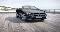 Mercedes S500 Cabriolet 2019 màu Xanh Anthracite 998