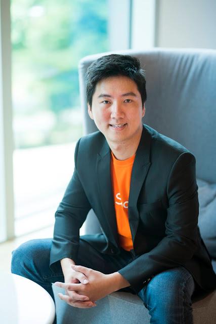 Terence Pang Shopee Chief Operating Office Penang Blogger Blog