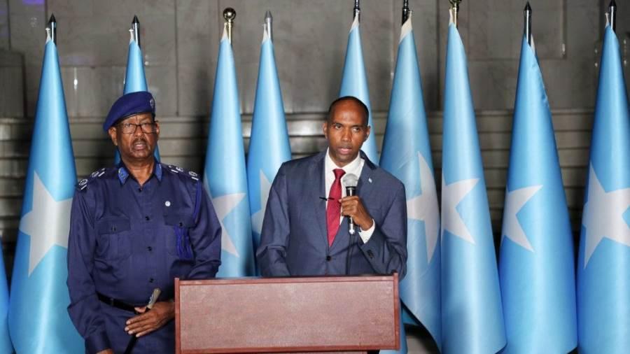 رئيس الوزراء الصومالي يحث القادة السياسيين على تجنب المصلحة الذاتية