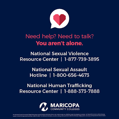 "Graphic says, ""Need help? Need to talk? You aren't Alone"""
