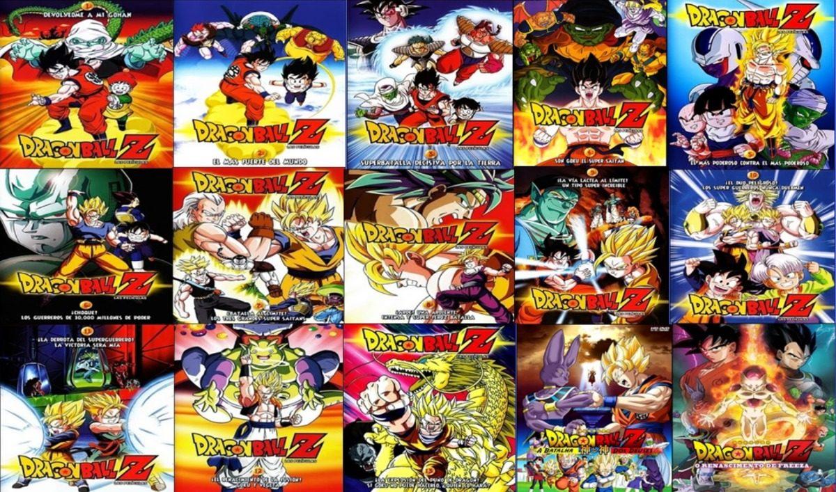 Dragon Ball Z Filmes