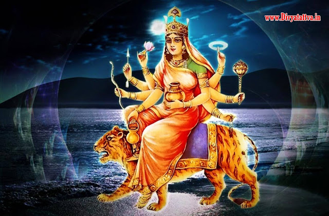 Navratri Maa Durga Images, goddess shakti for Whatsapp DP Profile, HD Wallpapers