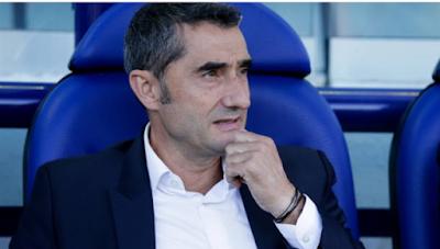 برشلونة يُجهز إقالة فالفيردي