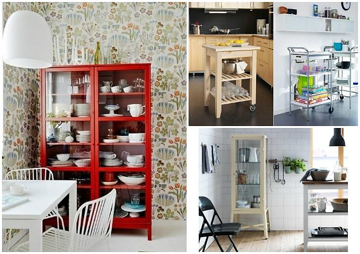 te aseguro que si el mueble auxiliar es atractivo por unos pocos uac logrars una renovada esttica de la cocina