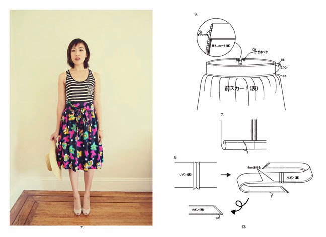 Tilly and the Buttons: How to Sew Japanese Sewing Patterns
