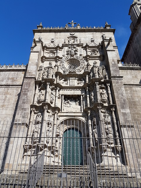 Templo de Santa María Grande