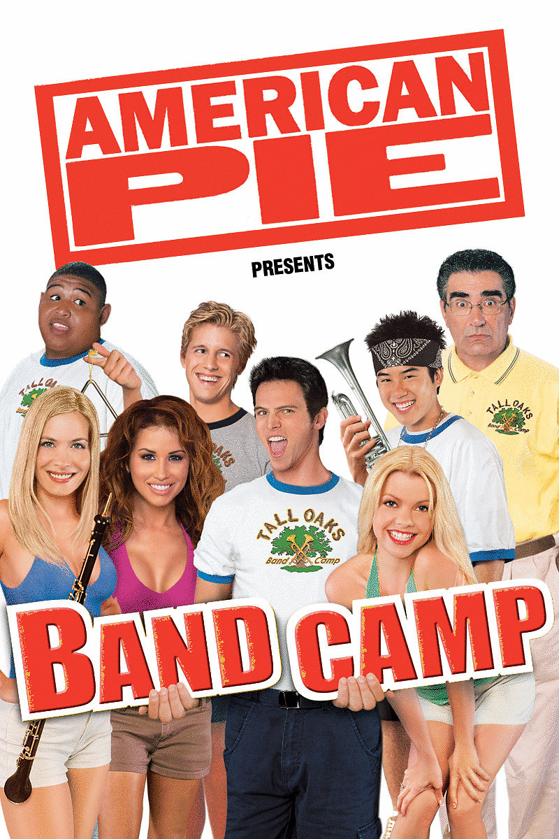 American Pie: Band Camp [2005] [DVDR] [NTSC] [Latino]