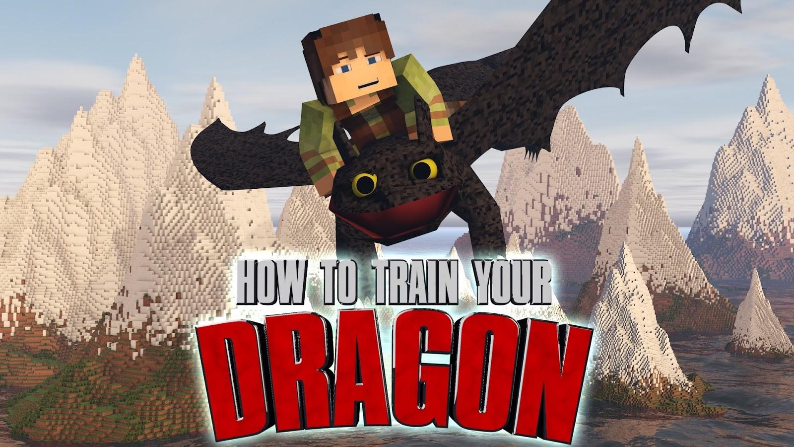 скачать мод как приручить дракона для майнкрафт #5
