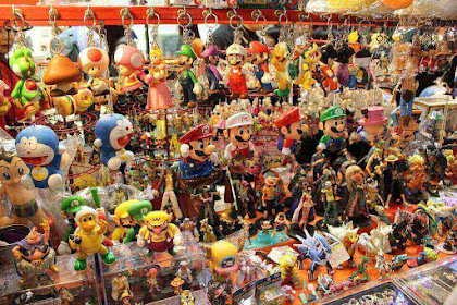 Pusat Grosir Mainan Anak Di Jakarta Bagian 1 (Pasar Pagi Asemka)