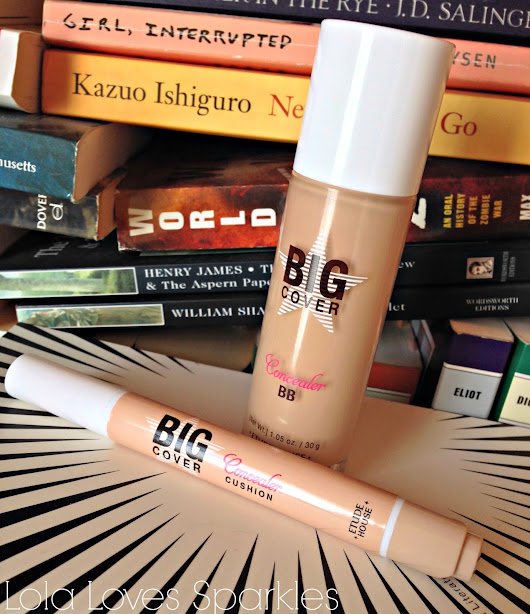 Etude House Big Cover Concealer BB & Concealer Cushion [Review]