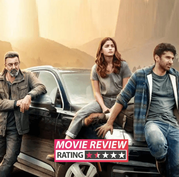 Movie Review : Sadak 2 Movie में संजय दत्त और जीशू सेनगुप्ता ने रखी फिल्म की लाज