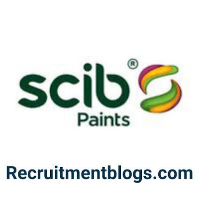 Sales Representative (Suez)Open Vacancy at Scib Paints company