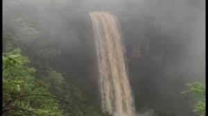 Waterfalls near Wilson hill