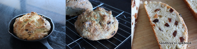 Irish Soda Bread Step by Step Picture