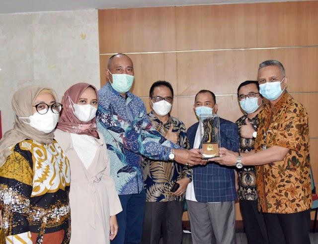 Komisi IV Melakukan Kunker Ke DKI Jakarta Terkait Pembangunan Infrastruktur
