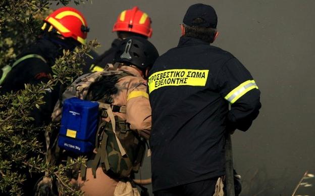 Πρέβεζα: Πυροσβέστες Και Εναέρια Μέσα Για Φωτιά Στην Πάργα