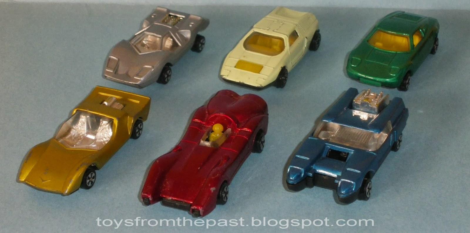 Old Slot Cars Sets