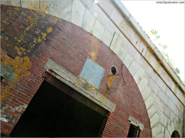 Fuerte Warren: Puerta del Bastion A