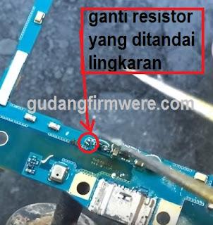 Solusi Suhu Batterai Terlalu Rendah Samsung J3