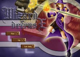 Chơi game cuộc chiến phù thủy