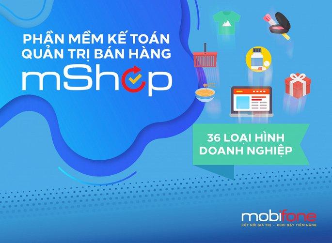 Giải pháp MShop cho nhà thuốc