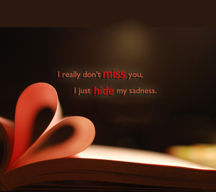missing you like crazy poems