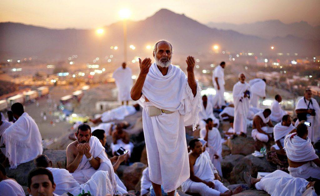 Hukum Menginap di Muzdalifah di Malam Nahr