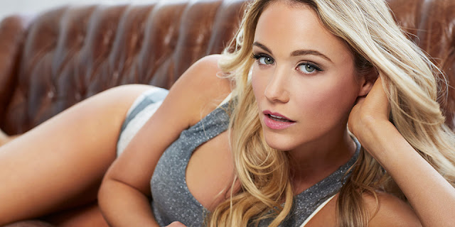 Katrina Bowden by Nathan Johnson Photoshoot