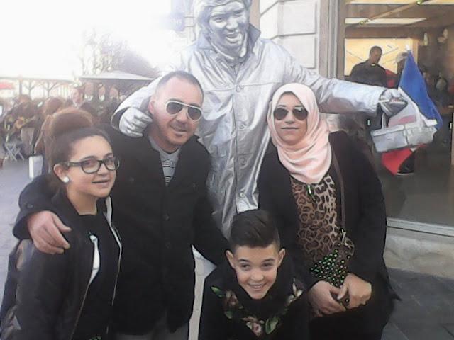 Араб во Франции заживо сжег жену и мать их троих детей по среди улицы