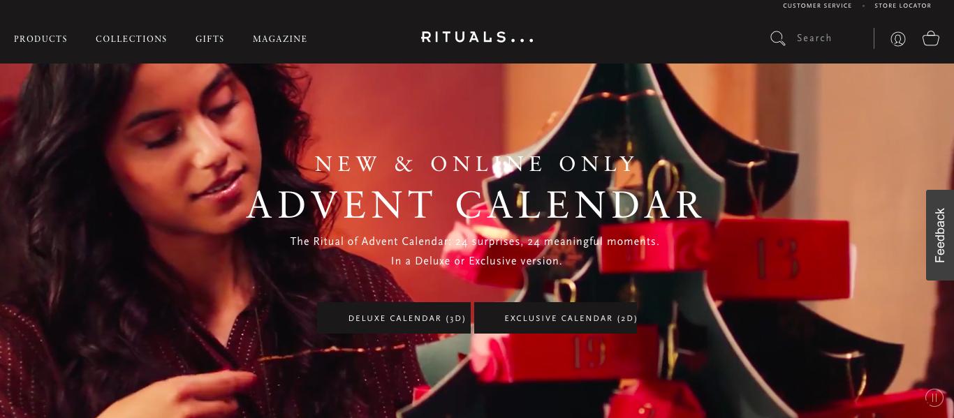 kosmetiikka joulukalenteri 2018 netistä elämää smykkinä: Joulua ilmassa: syksyn ensimmäinen  kosmetiikka joulukalenteri 2018 netistä